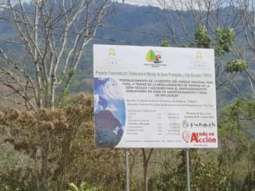 Regularización Zona Núcleo de Parque Nacional Pico Pijol